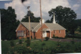 Mt. Pleasant AME Zion: front view