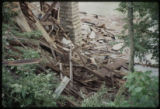 Brown's Mill: debris