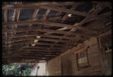 Brown's Mill: lean-to porch underside