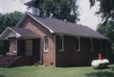 Watson Chapel AME Zion: front and side