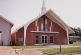 Enon Missionary Baptist: church front