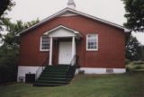 St. Paul AME, Ashland City: front