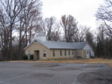 Bright Hill Missionary Baptist Church: building