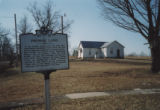 St. John Promise Land Church: Civil War Trails marker
