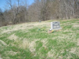Indian Creek Missionary Baptist Church: Staten headstone