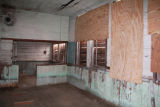 Kansas Rosenwald School: interior wall