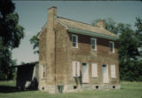 Gordon House: side view