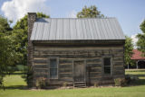 Oaklawn: historic log cabin