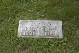 Spring Hill Cemetery: Crawford grave