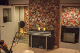 RCA Studio C: interior performance room view