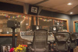 RCA Studio A: interior control room view