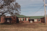 Eads Rosenwald School: view from the road