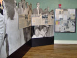 Green McAdoo School: exhibit about the first days of integration
