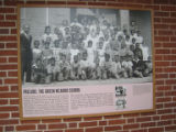 Green McAdoo School: exhibit about founding of Green McAdoo School