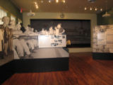 Green McAdoo School: exhibit about use of Tennessee National Guard