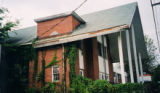 New Pilgrim Baptist Church: view from street