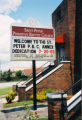St. Peter Primitive Baptist Church: sign