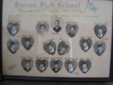 Lincoln School: graduating class 1954