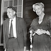 Myles Horton and Eleanor Roosevelt