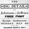 Johnson fight ad