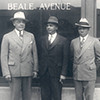 Robert R. Church, Jr., W.C.Handy, and Lt. George Lee