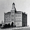 Knoxville College, original building