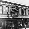 Lansky Brothers Men's Shop on Famous Beale Street