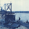 The Memphis Bridge: General view, January 27, 1891