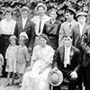 Italian Immigrants Wedding