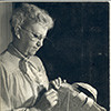 Isadora Williams at Southern Highland Craft Guild Fair