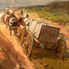 Hauling Marble (The Toilers)