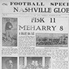 Fisk 11, Meharry 8: A great battle