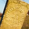 Sgt. Cornelius Sykes, 14th U. S. C. T., gravestone