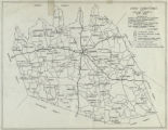 Road conditions of Wilson County, 1935-1936