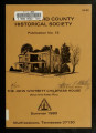 Rutherford County Historical Society publication no. 15: Rutherford County: the evolution of a...