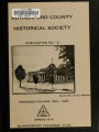 Rutherford County Historical Society publication no. 13