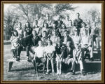 Eagleville high school sophmore class, [1940-41]