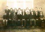 Eagleville high school graduating class, 1935