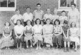 College Grove 7th Grade Class Picture, 1951-1952
