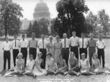 Eagleville High School Students, 1962, Washington, DC