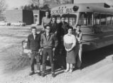 Eagleville High School, Grade 10 Officers, 1958