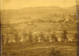 View of Knoxville, TN, 1865. Part 2 of 4.