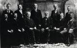 Prominent Chattanooga leaders in the 1880s