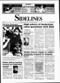 Sidelines 1995 January 23 1