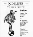 Sidelines 2000 September 18 Career Guide