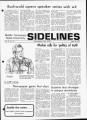 Sidelines 1971 September 21 1