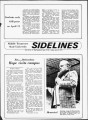 Sidelines 1973 April 6 1