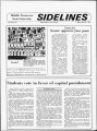 Sidelines 1973 April 27 1