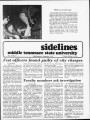 Sidelines 1974 October 4 1