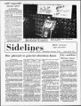 Sidelines 1974 April 5 1
